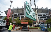M&T Bank Stadium Gets New Signs!